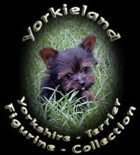 Yorkshire-Terrier Figurine-Collection - by Yorkieland